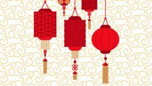 atelier creatif lanterne papier chinoise