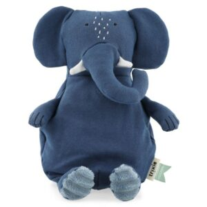 peluche doudou elephant trixie