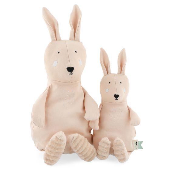 peluche lapin rabbit trixie