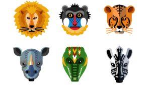 ateliers loisirs creatifs masques