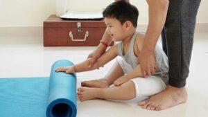 atelier yoga enfant