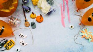 atelier creatif decoration halloween