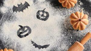 atelier pate a sel halloween