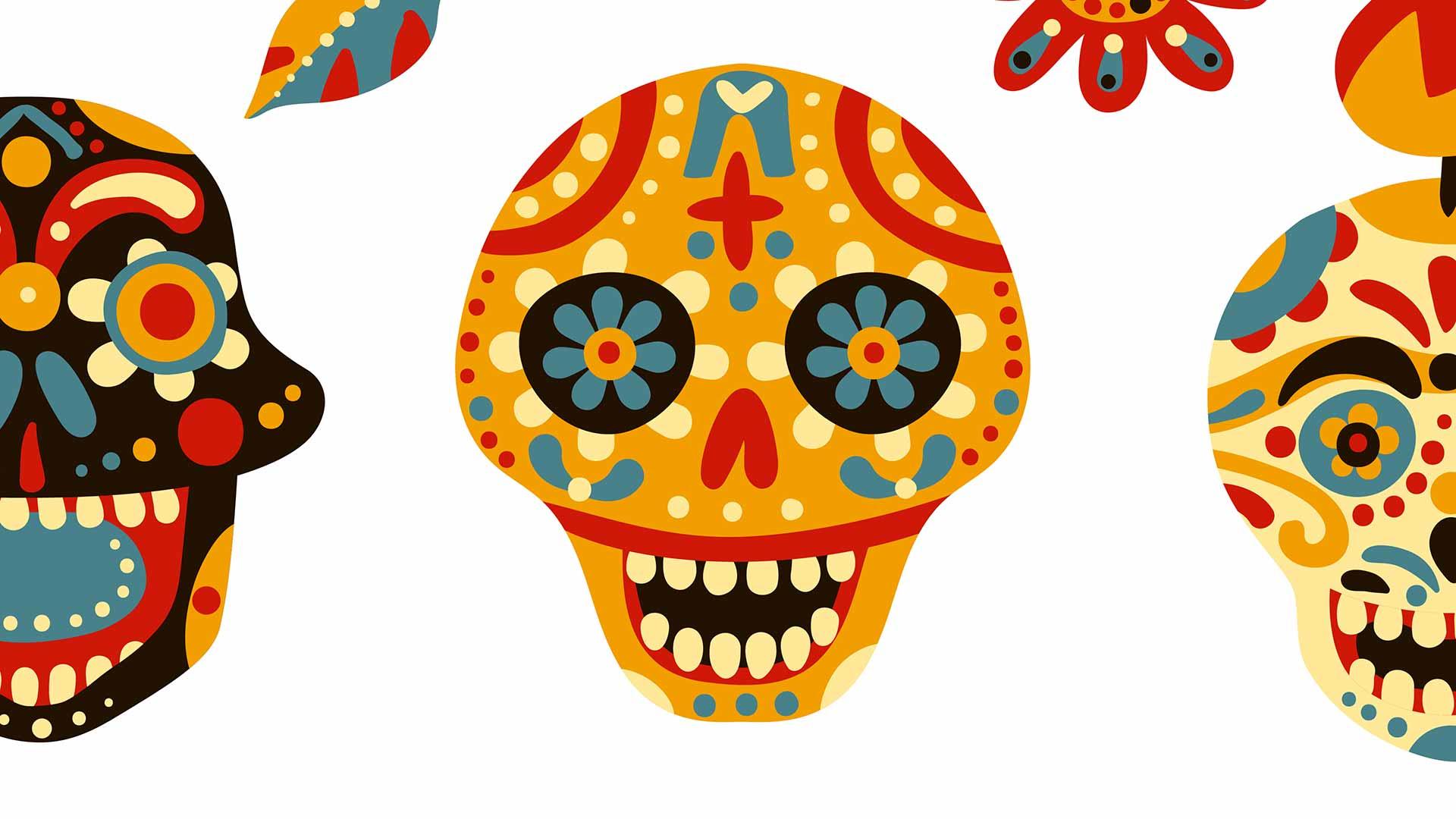 atelier creatif masques mexicains